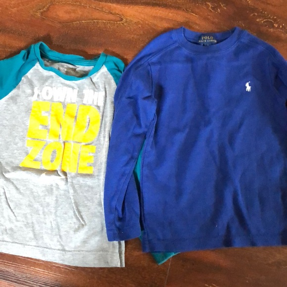 Polo by Ralph Lauren Other - Polo Ralph Lauren and Nike long sleeve tshirts